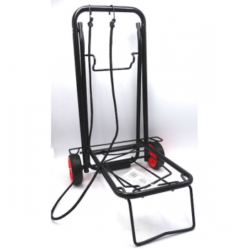 School Bags Trolley Foldable Travel Mate