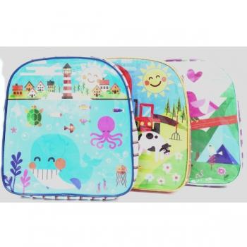 Kiddies Backpacks Assorted
