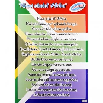 Suczezz Poster Nkosi Sikeleli Africa