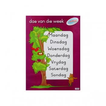 Suczezz Poster Dae van die Week