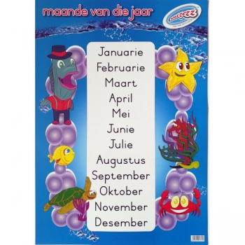 Suczezz Poster Maande van die Jaar
