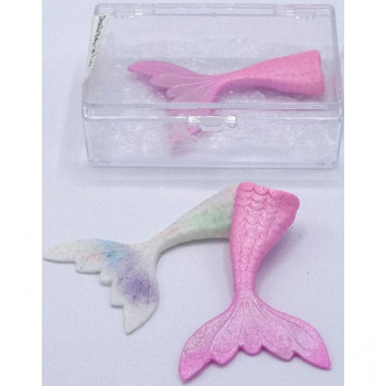 Plastic Icing Tail Pink Small (3)