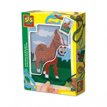 SES Toys Embroidery Horse