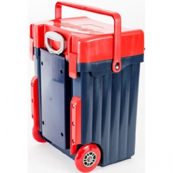 Cadii School Bags Navy Red