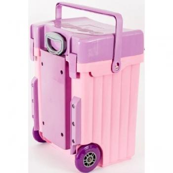 Cadii School Bags Pink Lilac
