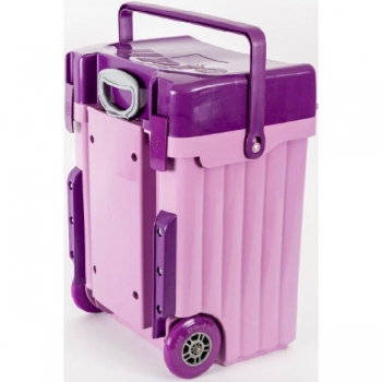 Cadii School Bags Lilac Purple