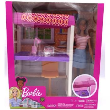 Barbie Room & Doll Asstd