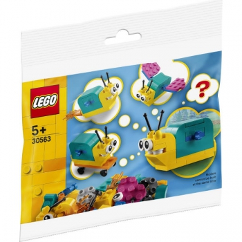 LEGO 30563 Build Your Own Snail with Superpowers