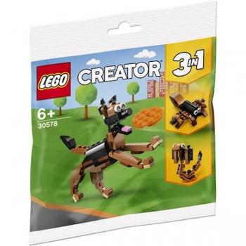 LEGO 30578 German Shepherd