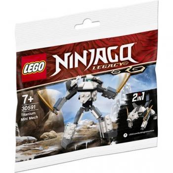LEGO 30591 Titanium Mini Mech