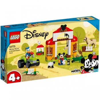 LEGO Duplo 10775 Mickey Mouse & Donald Duck Farm