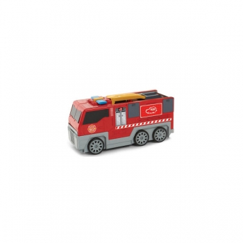 Dickie Toys Folding Fire Truck Playset