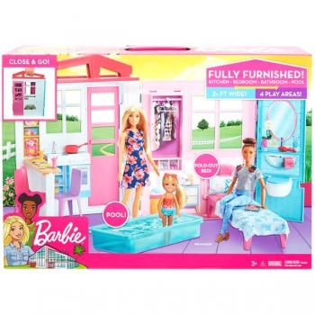 Barbie House Low Price