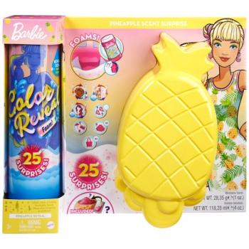 Barbie Colour Reveal Foam Fun