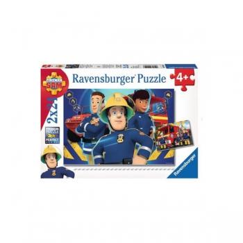 Ravenburger Puzzles Sam Helps You 2x24Pce