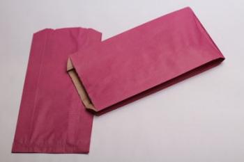 160x67x305 Pink Kraft Gift Bag (25)