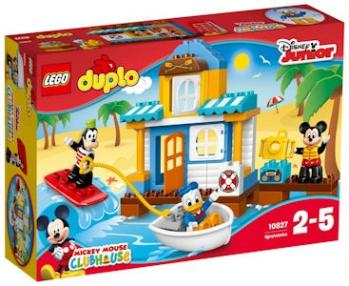 LEGO Duplo 10827 Mickey & Friends Beach House