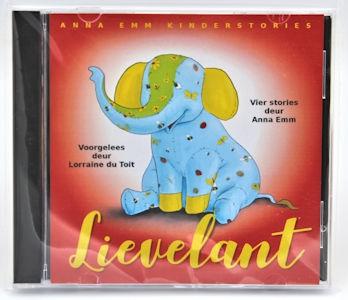 Annaemm Audio CD Lievelant Die Olifant 3-9 Jr