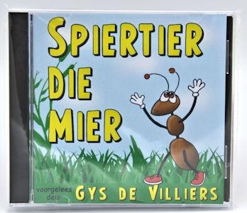 Annaemm Audio CD Spiertier Die Mier 3-9 Jr