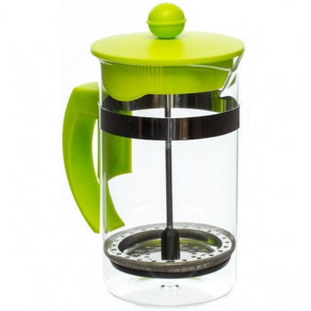 Eetrite Coffee Plunger Green 600ml