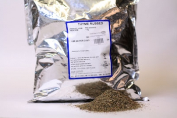 Rubbed Thyme (1 kg)