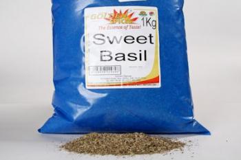 Rubbed Sweet Basil (1 kg)