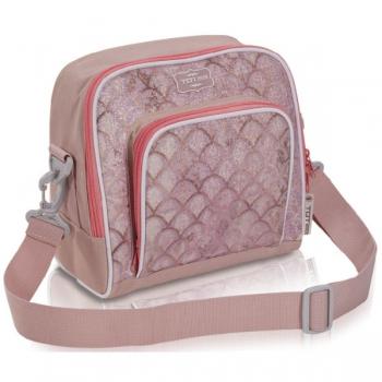 Totem Kids School Lunch Bag Pearl Pink