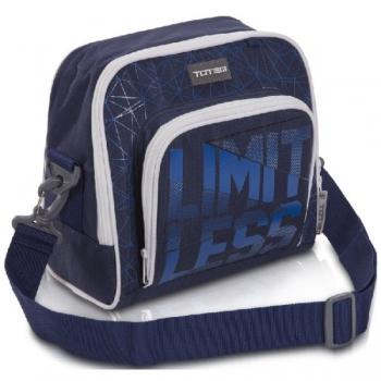 Totem Kids School Lunch Bag Limitless Navy