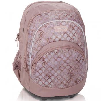 Totem Orthopedic School Bags Large Style Pearl
