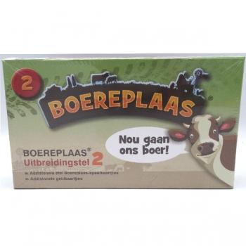 Boereplaas Bordspel Uitbreidingstel 2