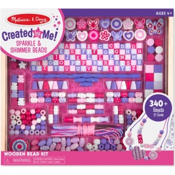 Melissa & Doug Deluxe Collection Bead Set