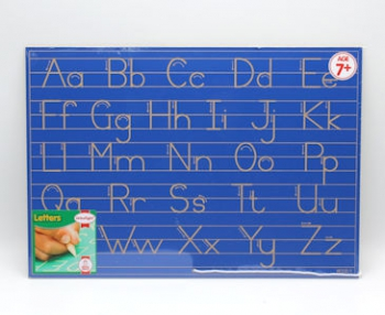 Write Right Freestate Alphabet Lines Combo Blue