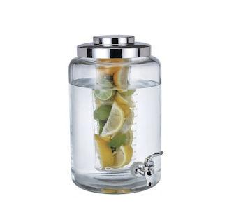 Beverage Dispenser With Infuser 6,3Lt