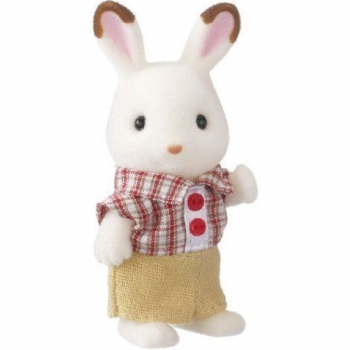 Sylvanian Families Chocolate Rabbit Boy