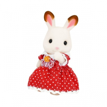 Sylvanian Families Chocolate Rabbit Girl