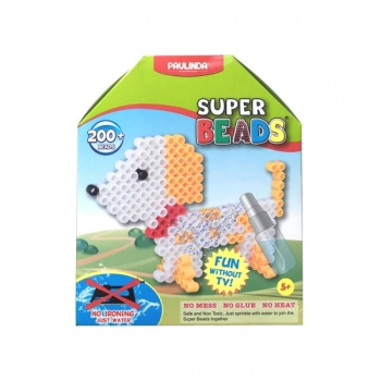 Paulinda Super Beads Dog 200+ Pcs