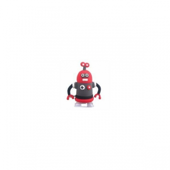 Paulinda Super Dough Robot Gift Pack Red/Black