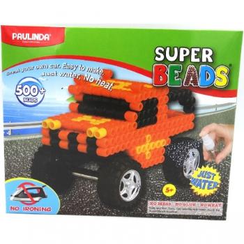 Paulinda Super Beads Truck 500+ Pcs