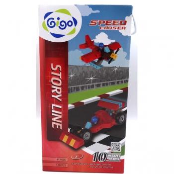Gigo Junior Engineer Speed Chaser 120 Pce