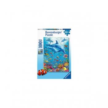 Ravensburger Puzzles 100Pce Pod Dolphins