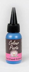 Baby Blue Gel Colour (50 ml)