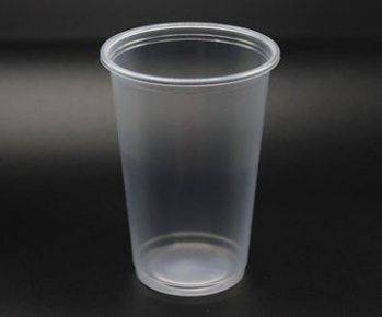 500 ml Clear Zibo Plastic Cup (500)