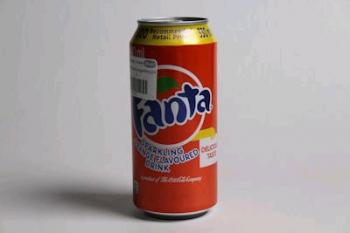 Fanta Orange (24x400 ml)