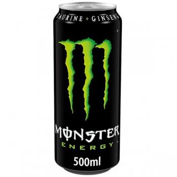 Monster Energy Drink (500 ml)