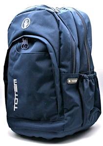 Totem Orthopedic School Bags Large Hardbody Navy