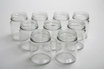 125 ml Glass Spread Jar (24)
