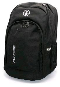 Totem Orthopedic School Bags Large Hardbody Black