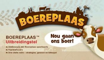 Boereplaas Bordspel Uitbreidingstel