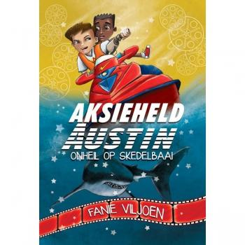 Aksieheld Austin 3: Onheil op Skedelbaai 9+ Fanie