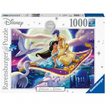 Ravensburger Puzzles 1000Pce Aladdin